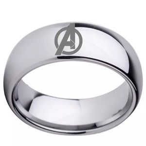 Jewelry - Silver Avengers Endgame Ring